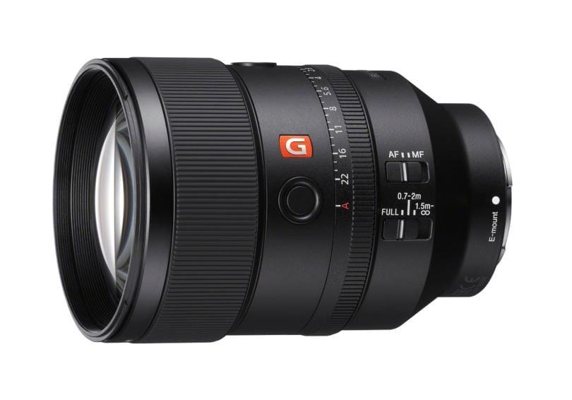 Sony: Erstes f/1.2 G Master Objektiv soll in diesem Jahr erscheinen   Photografix Magazin