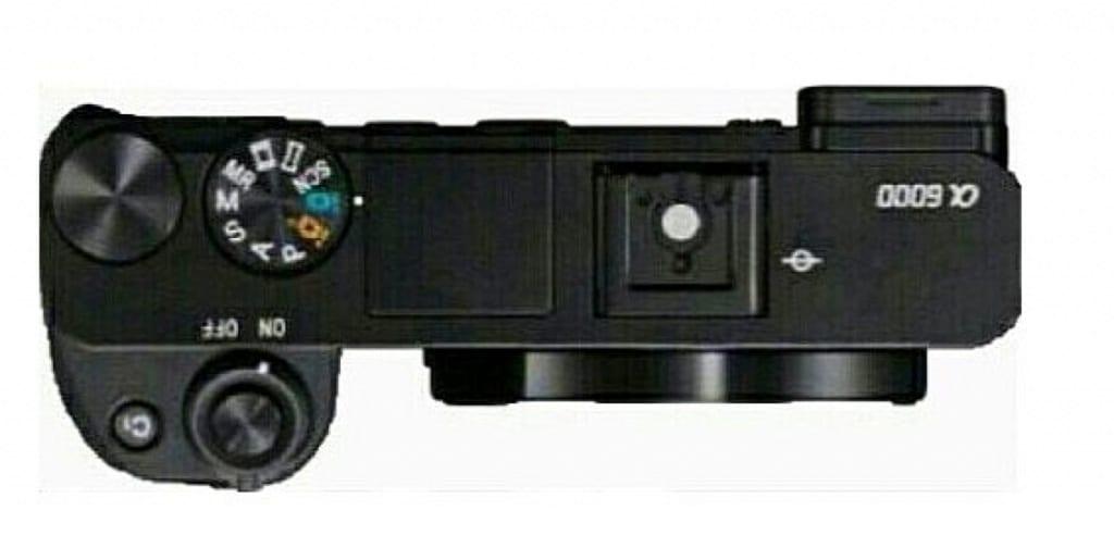 Sony A6000 Leak