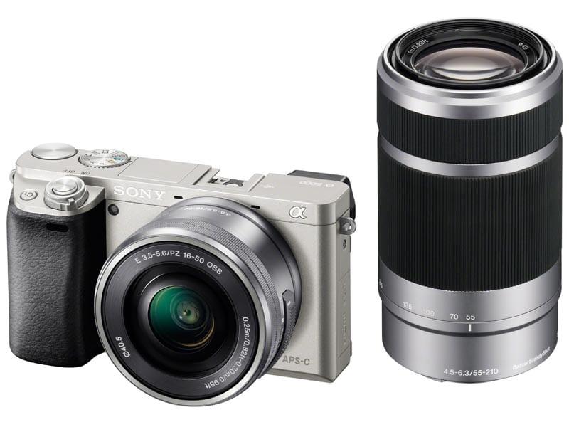 Sony A6000 Silber 3