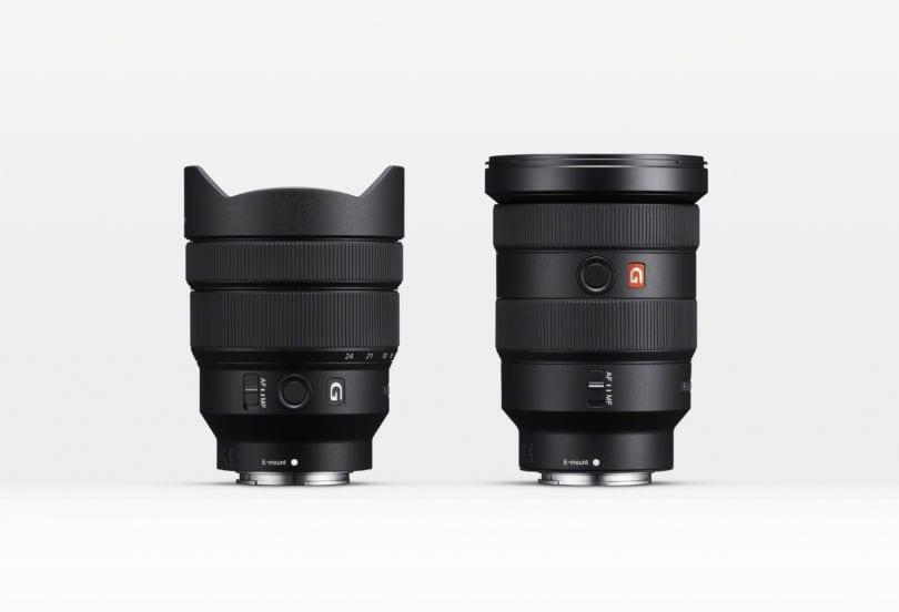 Sony stellt zwei neue Weitwinkelobjektive für A7 & A9 vor