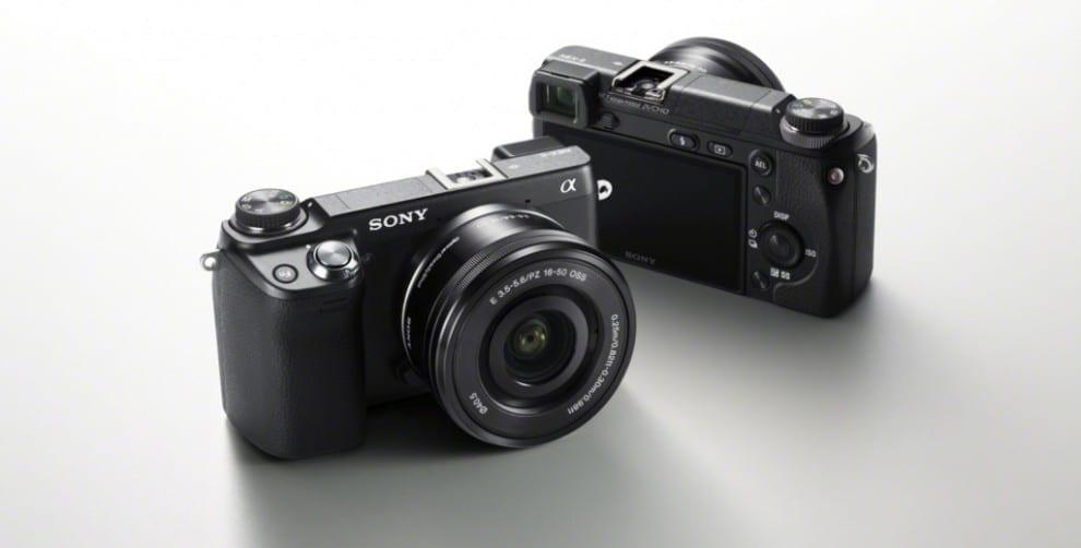 Sony NEX-6 A6000