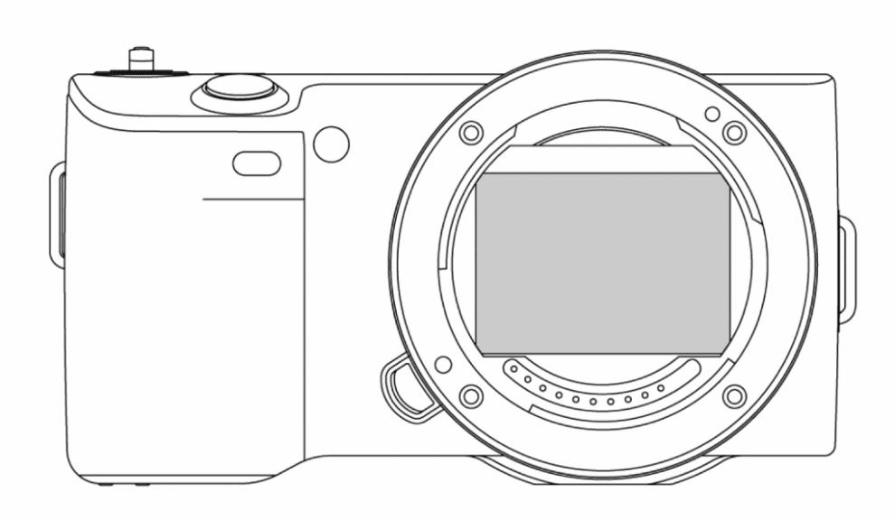 Sony Vollformat NEX-5 Gehäuse