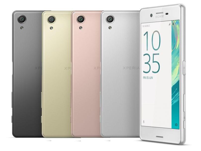 Sony Xperia X Smartphone Kamera