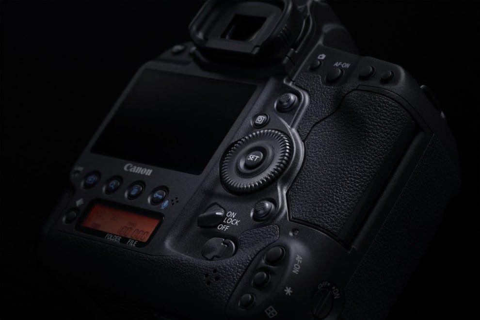 Canon: Zwei neue Vollformat-Kameras mit Foveon-Sensor geplant ...