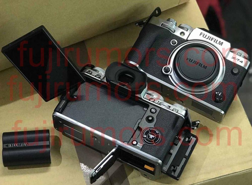 Fuji X-T4: Preis geleakt, so teuer wird die neue DSLM | Photografix Magazin