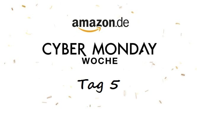 Amazon Cyber Monday Woche Tag 4