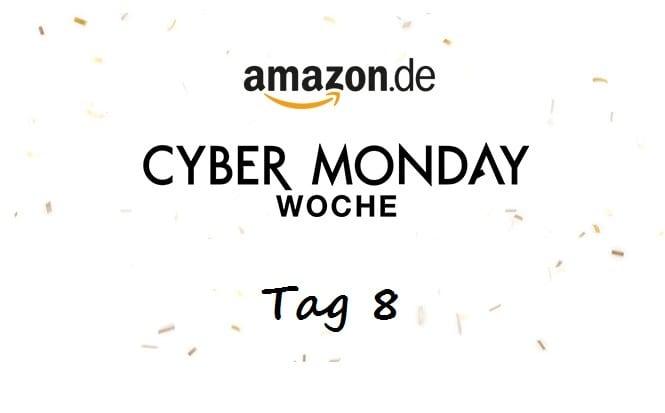 Amazon Cyber Monday Woche Tag 8
