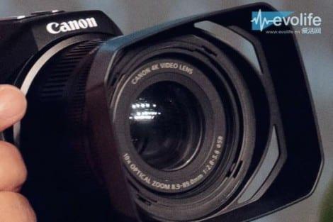 Canon 4K Kamera 4