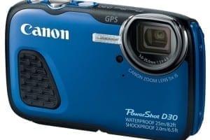 Canon D30 Unterwasser