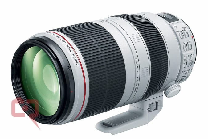 Canon EF 100-400mm f:4.5-5.6L IS II USM