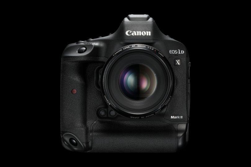 Canon EOS 1D X Mark II offiziell
