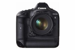 Canon EOS 1DX 3