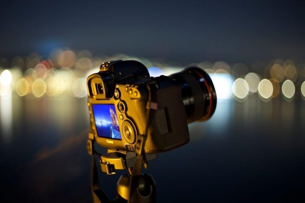 Canon EOS 5D Mark III Light