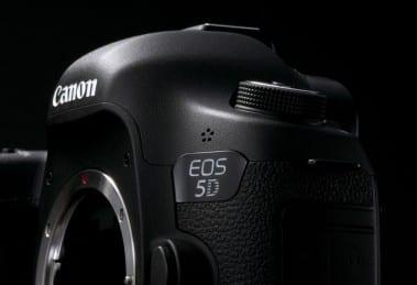 Canon EOS 5D Mark IV Vorgänger