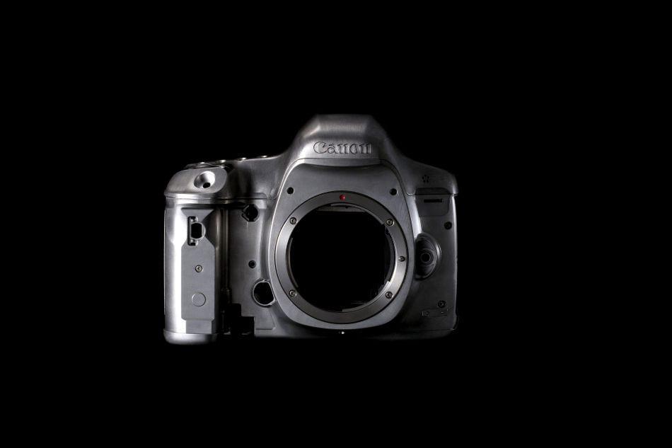 Canon EOS 5D mIII FRT MAGNESIUM BODY