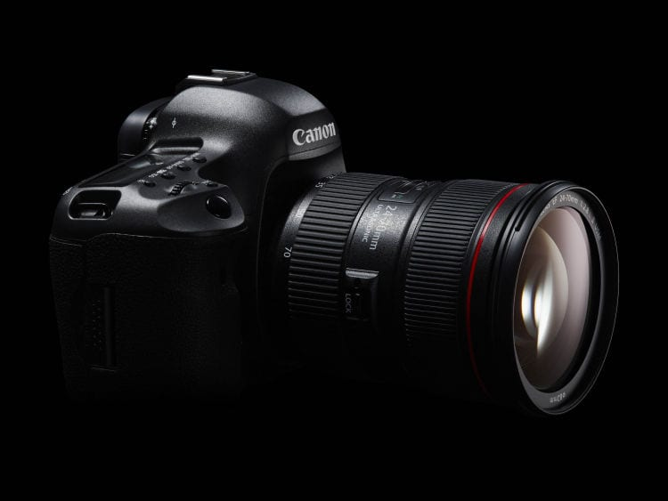 Canon EOS 5DS 3