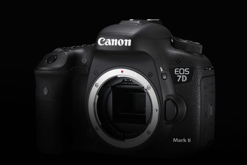 Canon EOS 7D Mark II: Teilweise schlechter als Nikons billigste DSLR ...