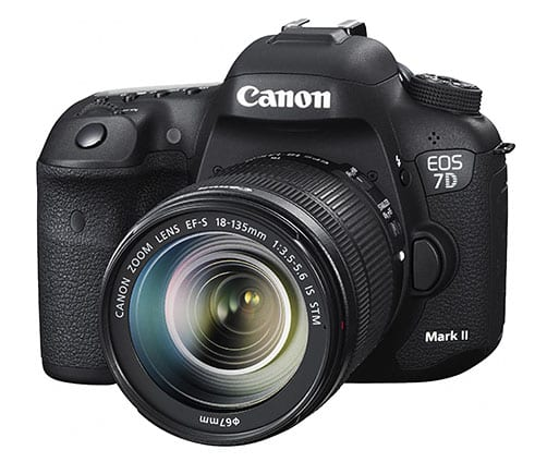 Canon EOS 7D Mark II Leak