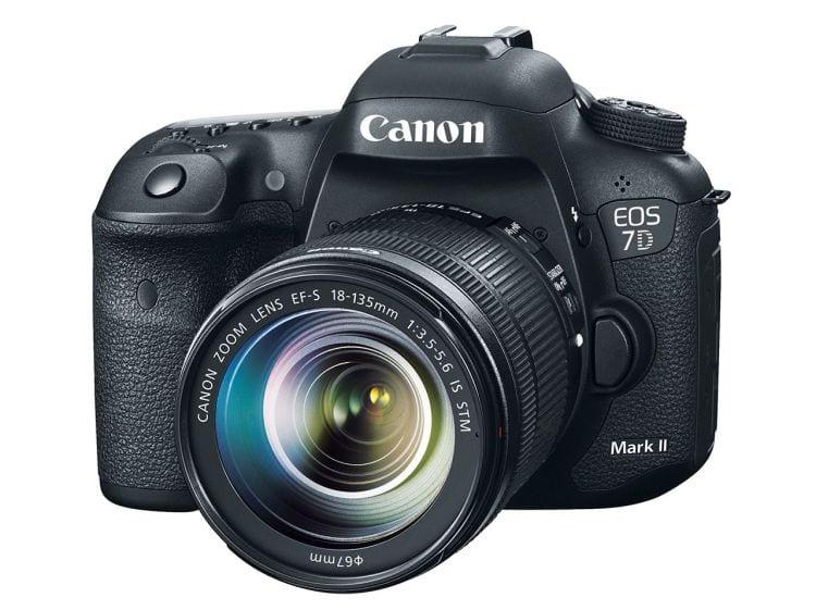 Canon EOS 7D Mark II offiziell
