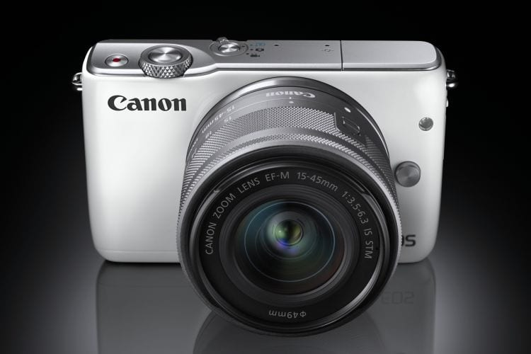 Canon EOS M10 offiziell 2