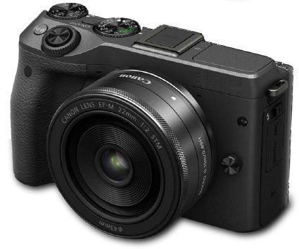 Canon EOS M3 Bild 2