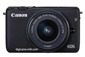 Bild der neuen Canon EOS M