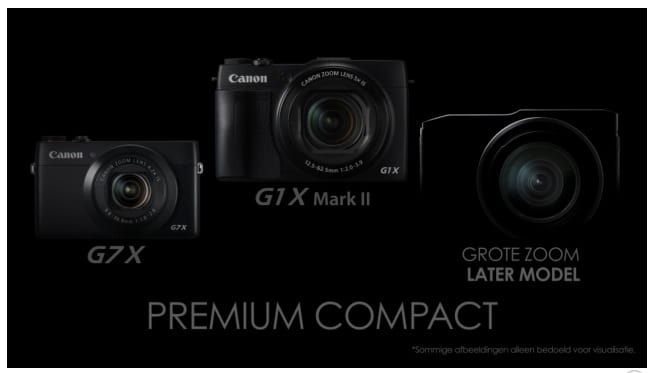 Canon neue PowerShot 2