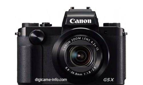 Canon PowerShot G5 X 1