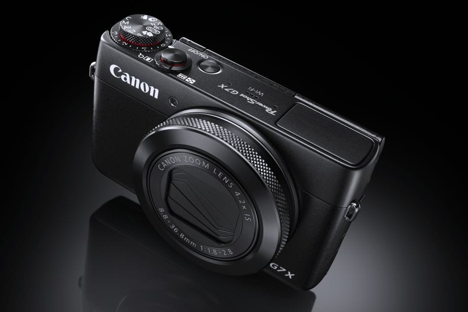 Canon PowerShot G7 X Beauty 14