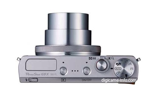 Canon PowerShot G9 X 2
