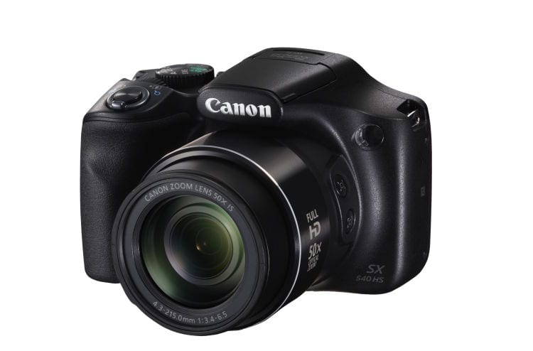 Canon PowerShot SX540 HS FSL