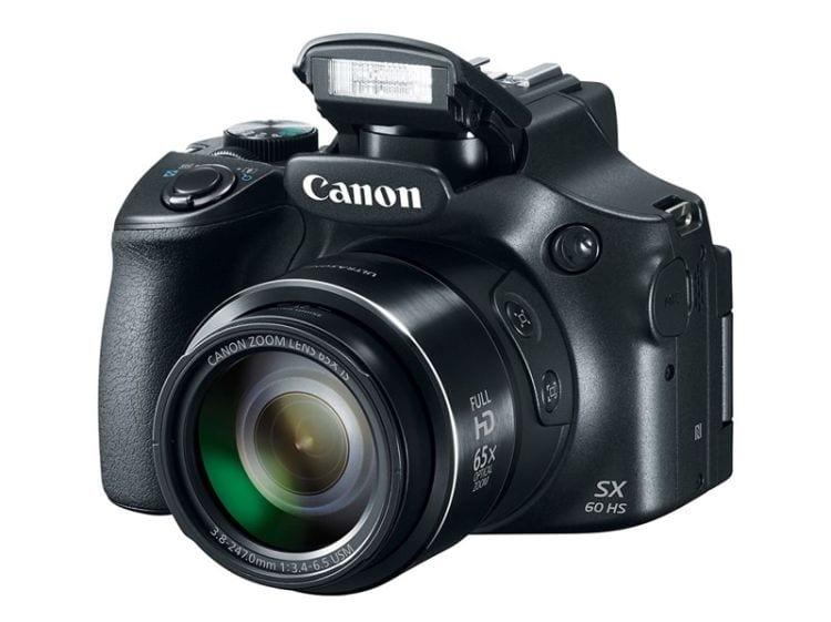 Canon PowerShot SX60 offiziell
