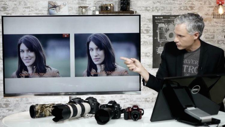 Canon vs Nikon Tony