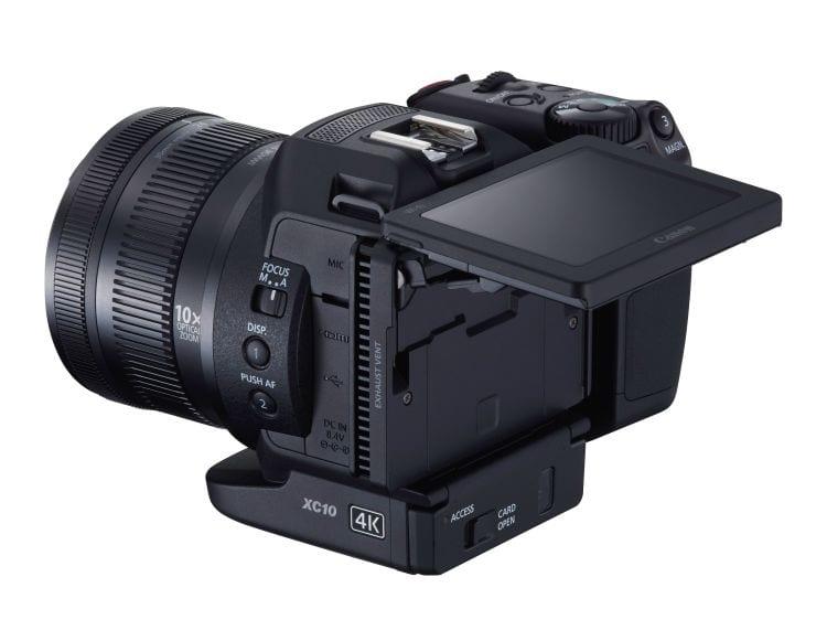 Canon XC10 1