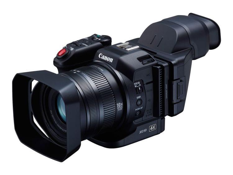 Canon XC10 2