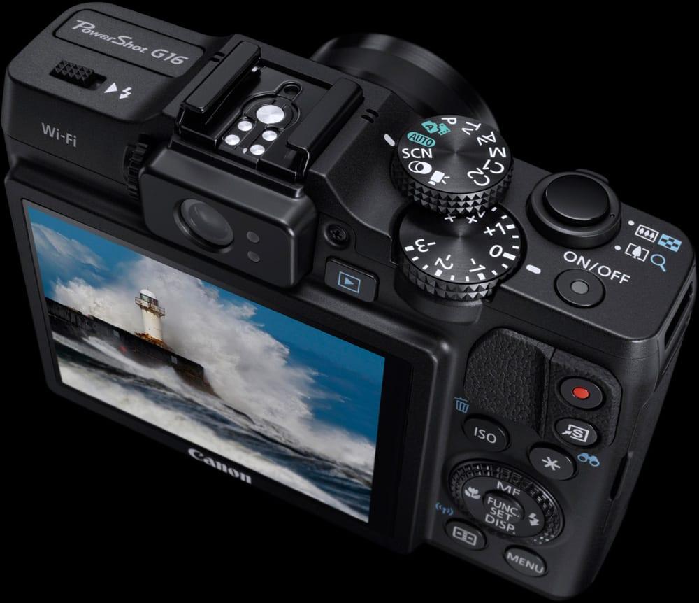 neue canon powershot kompaktkameras vorgestellt. Black Bedroom Furniture Sets. Home Design Ideas