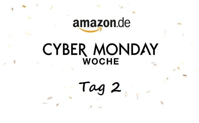 Cyber Monday Woche Tag 2