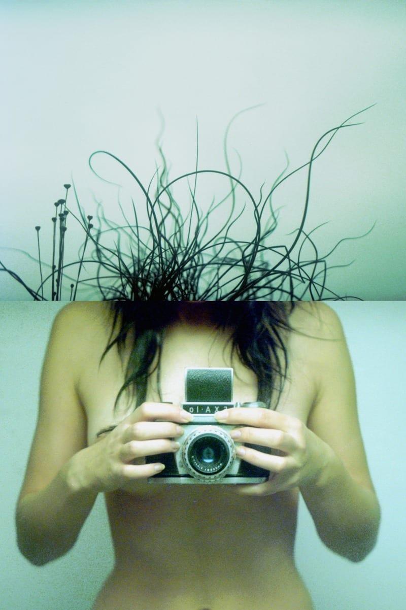 Julia Skopnik, Lutherstadt Wittenberg, 25 Jahre, Deutscher Jugendfotopreis 2014 Titel: Das Talent, meinen Kopf zu verlieren