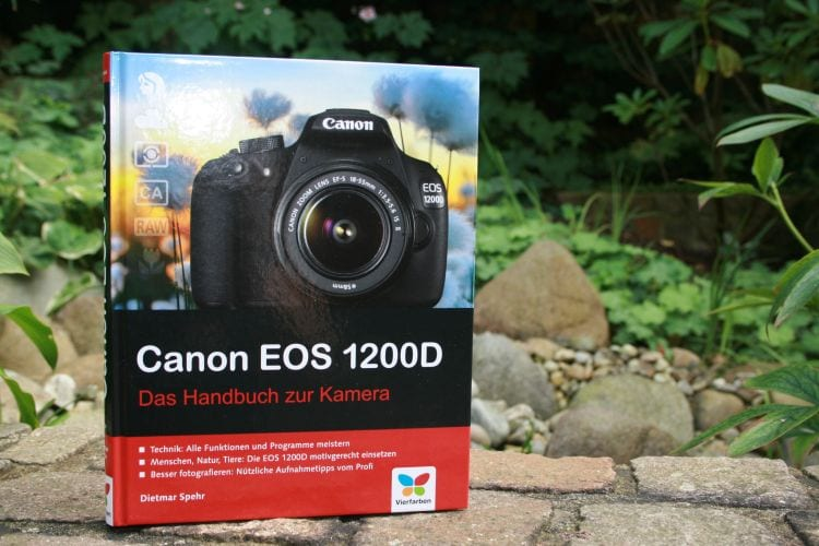 EOS 1200D Canon Handbuch