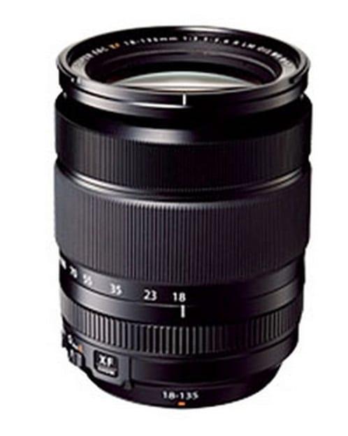 Fuji 18-135mm Objektiv
