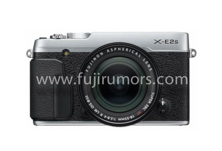Neue Fuji X-E2s Leak