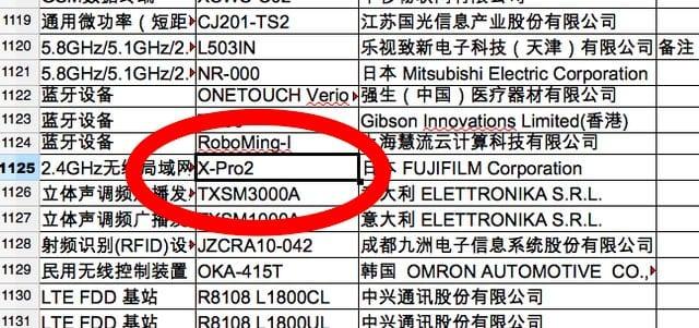 Fuji X-Pro2 2