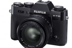 Fuji X-T10 offiziell