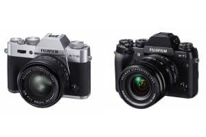 Fuji X-T10 vs. Fuji X-T10