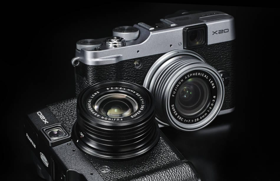 Fuji X20 1