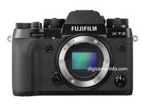 Bild Fuji X-T2 Leak