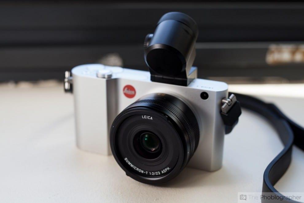 Leica T Phoblographer