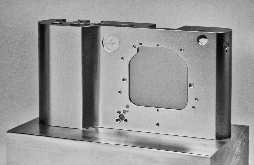 Leica T Unibody Aluminium Gehäuse3