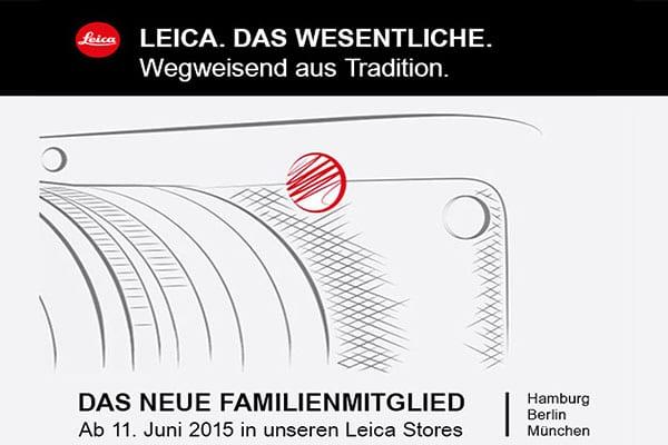 Leica Vollformat-Kompaktkamera