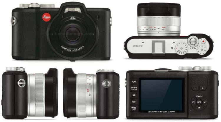 Leica-X-U-Typ-113-waterproof-and-shockproof-camera